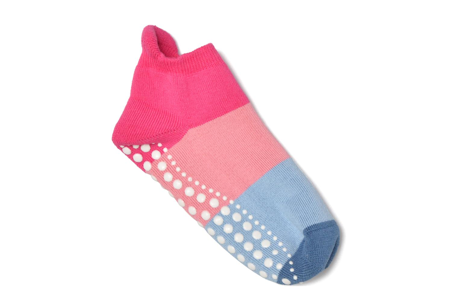 Socks & tights Falke Chaussons-chaussettes Colour Block Catspads Multicolor detailed view/ Pair view
