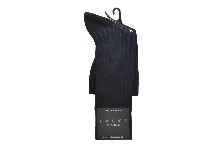 Sokken en panty's Falke Chaussettes Shadow Blauw achterkant