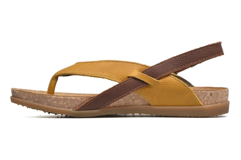 Sandales et nu-pieds El Naturalista Zumaia NF40 Jaune vue face