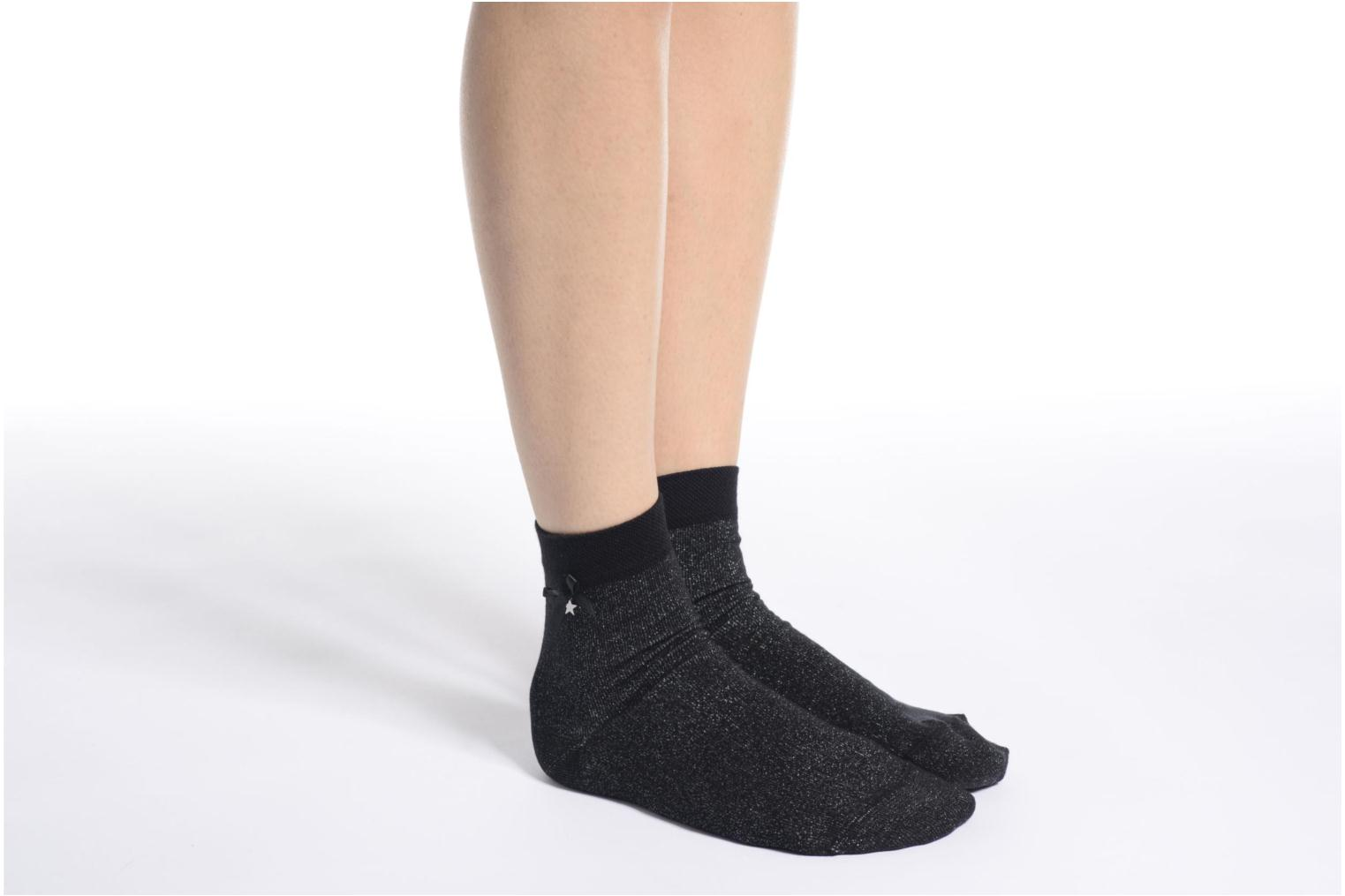 Socks & tights BLEUFORÊT Socquettes Etoile Blue view from above