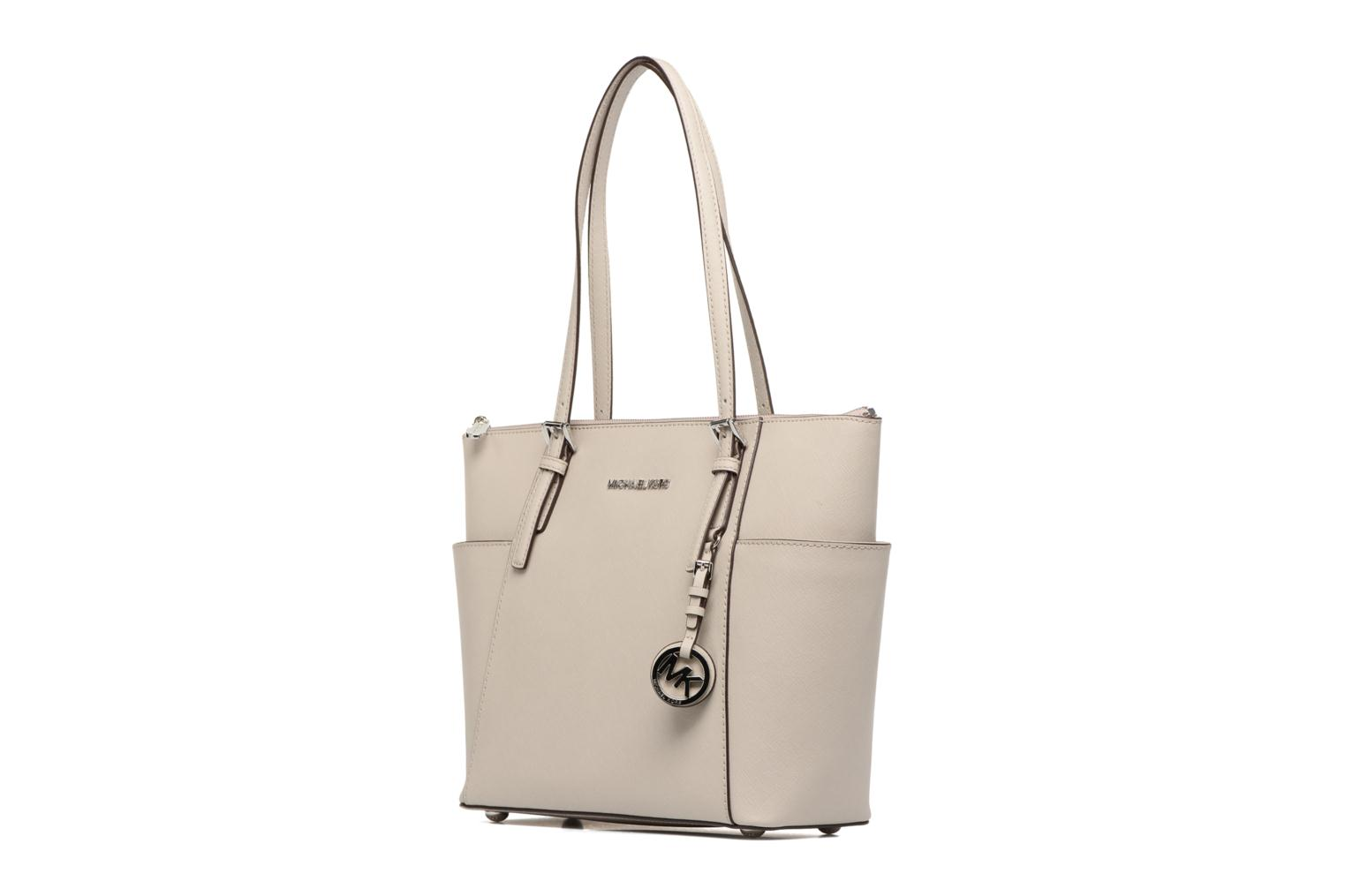 JET SET ITEM EW TZ Tote Cement