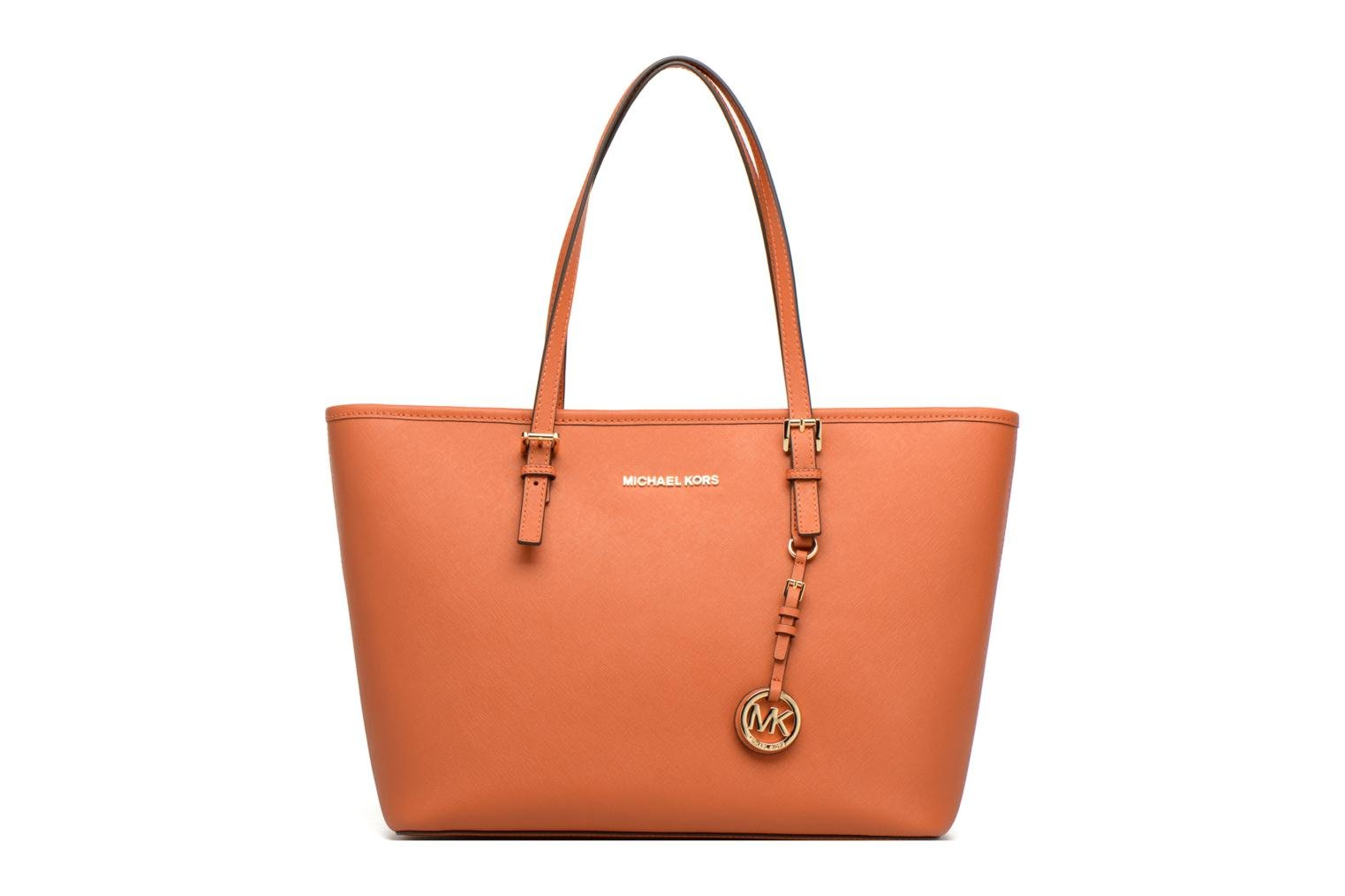 JET SET TRAVEL TZ Tote zippé Orange