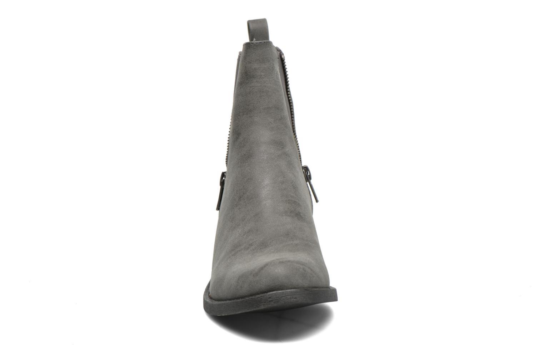 Bottines et boots Rocket Dog Camilla HL Gris vue portées chaussures