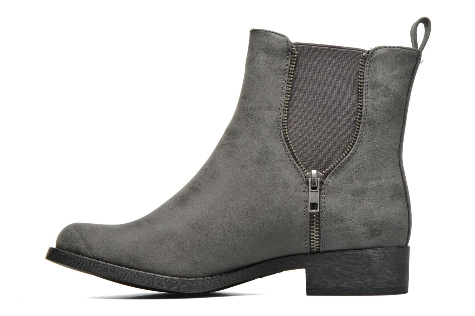 Ankle boots Rocket Dog Camilla HL Grey front view