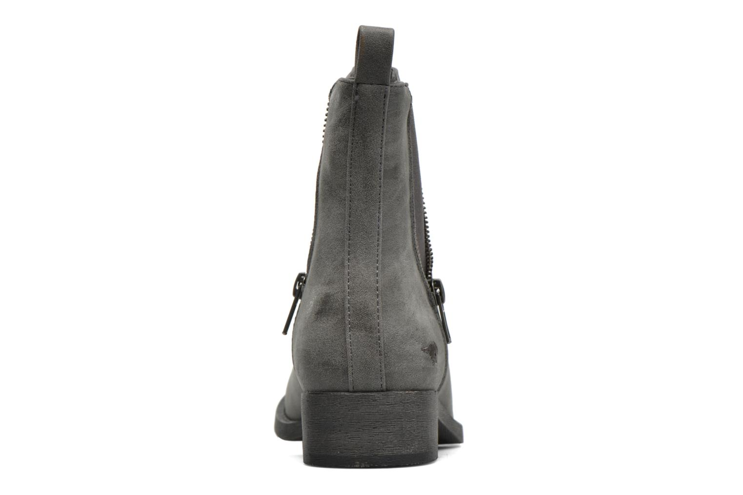 Ankle boots Rocket Dog Camilla HL Grey view from the right