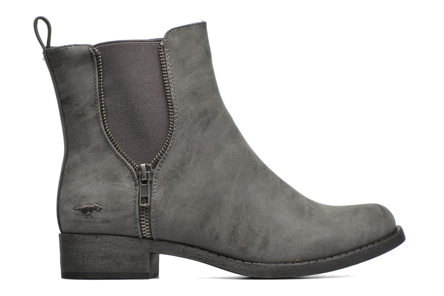 Ankle boots Rocket Dog Camilla HL Grey back view