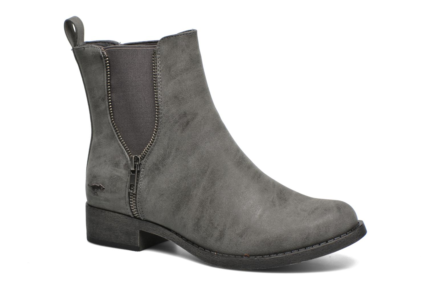Ankle boots Rocket Dog Camilla HL Grey detailed view/ Pair view