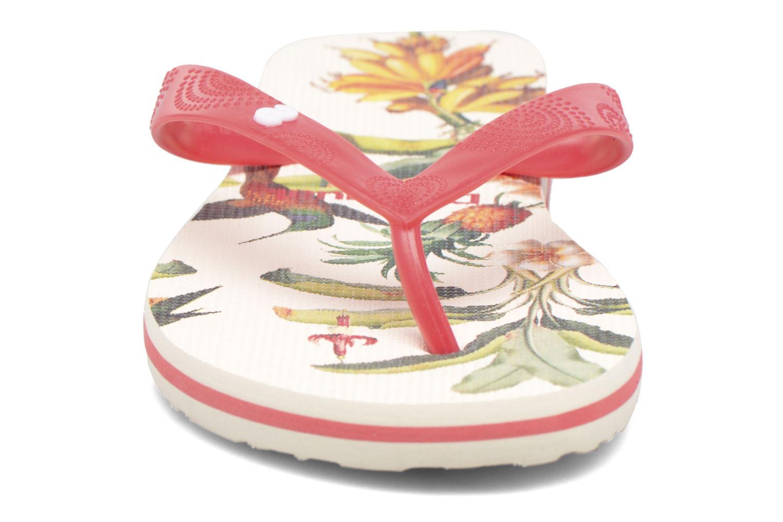 Tongs Desigual SHOES_FLIP FLOP Multicolore vue portées chaussures