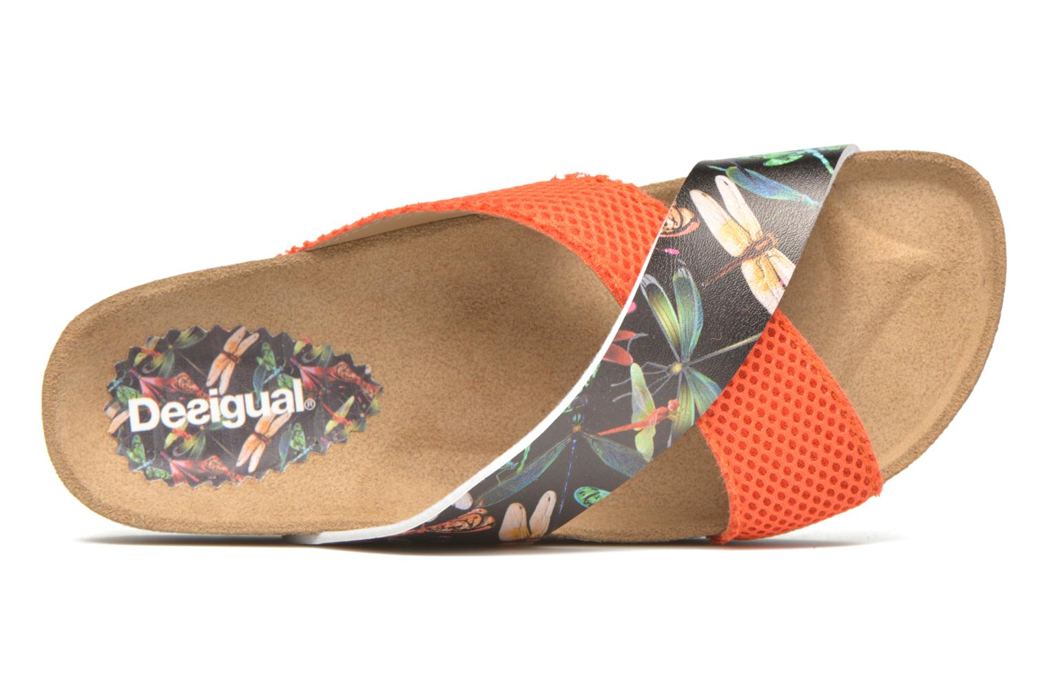 Mules & clogs Desigual SHOES_MEGARA Black view from the left