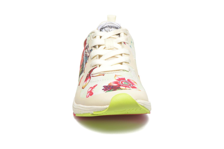 Baskets Desigual SHOES_X-LITE Vert vue portées chaussures