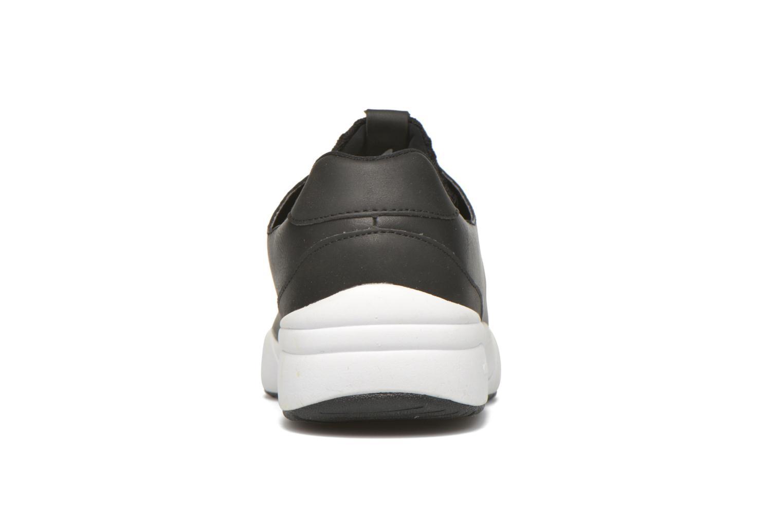 Deportivas Victoria Sneakers neopreno Negro vista lateral derecha