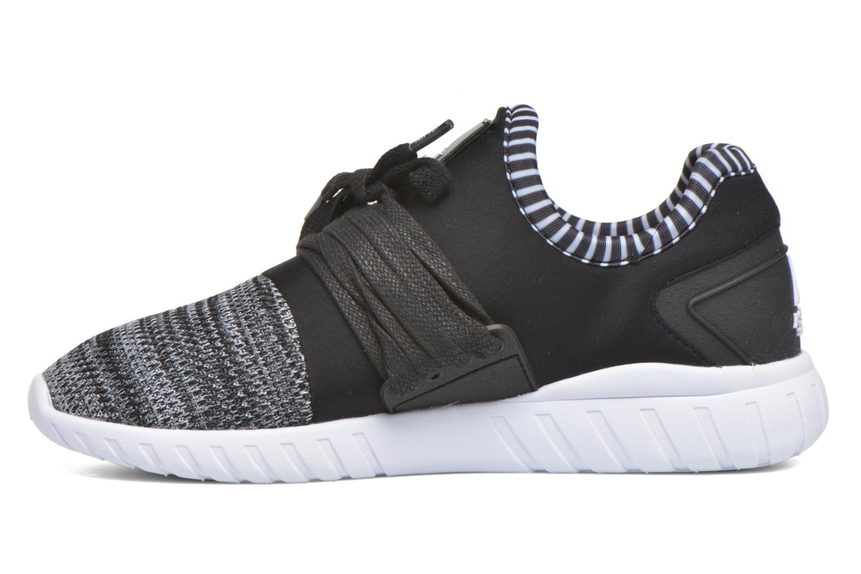 Sneaker Asfvlt Area Low W schwarz ansicht von vorne