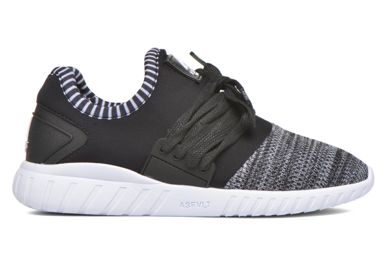 Sneakers Asfvlt Area Low W Zwart achterkant