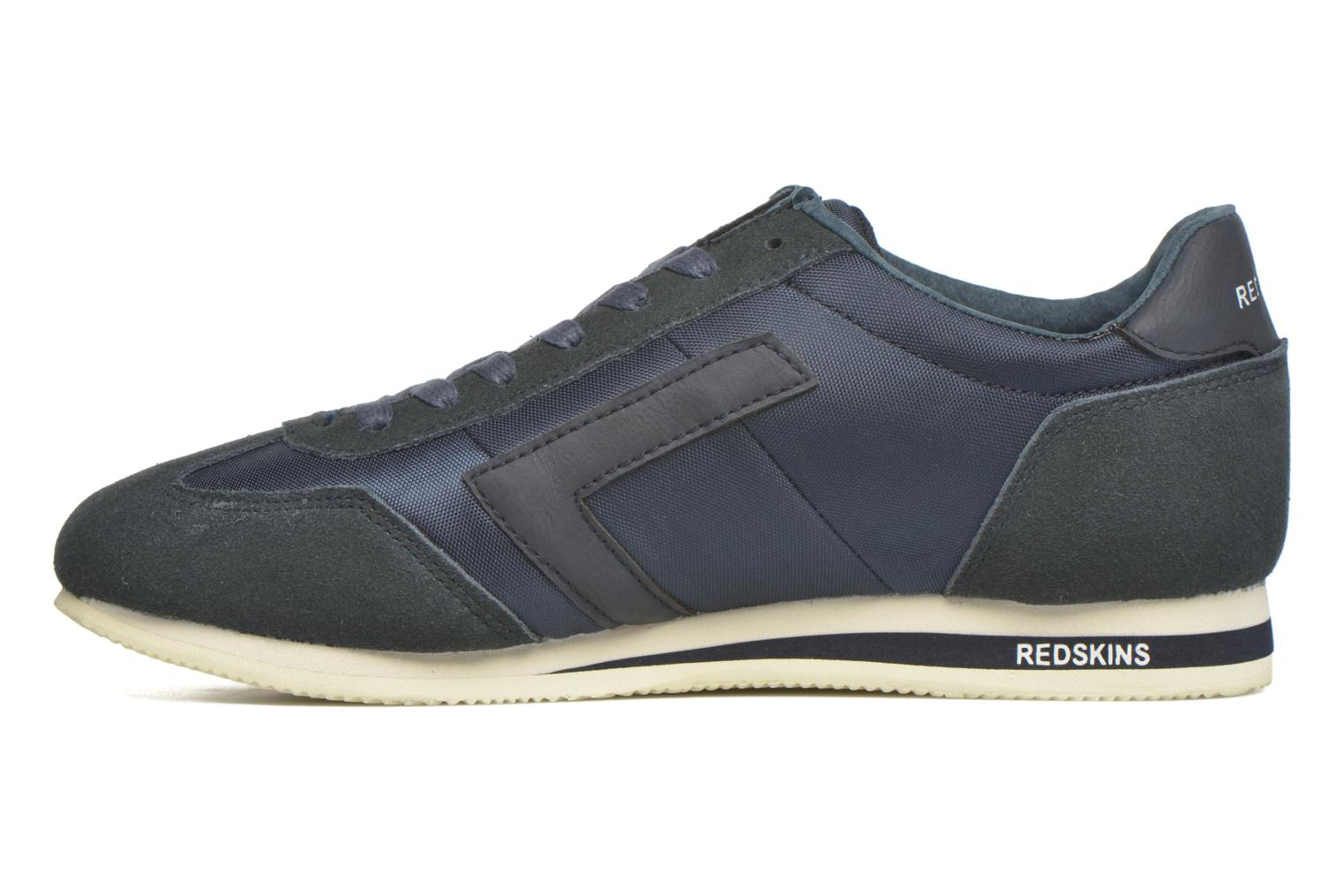 Trainers Redskins Triolo Blue front view