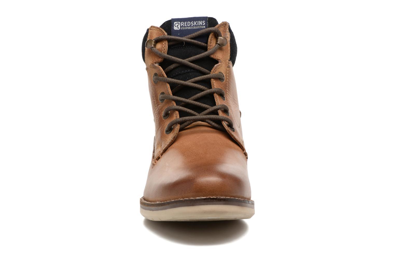 Boots en enkellaarsjes Redskins Batex Bruin model