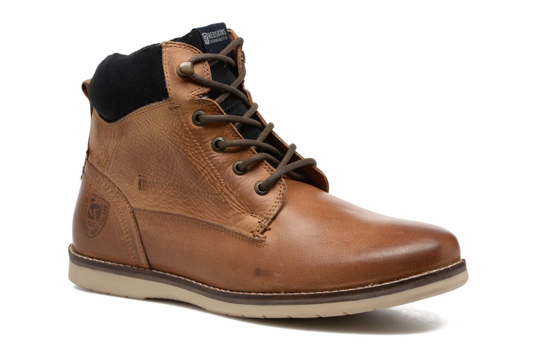 Boots en enkellaarsjes Redskins Batex Bruin detail