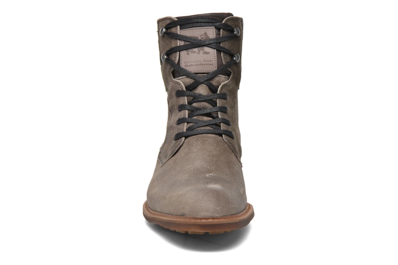 Chaussures à lacets Floris Van Bommel Alban Gris vue portées chaussures