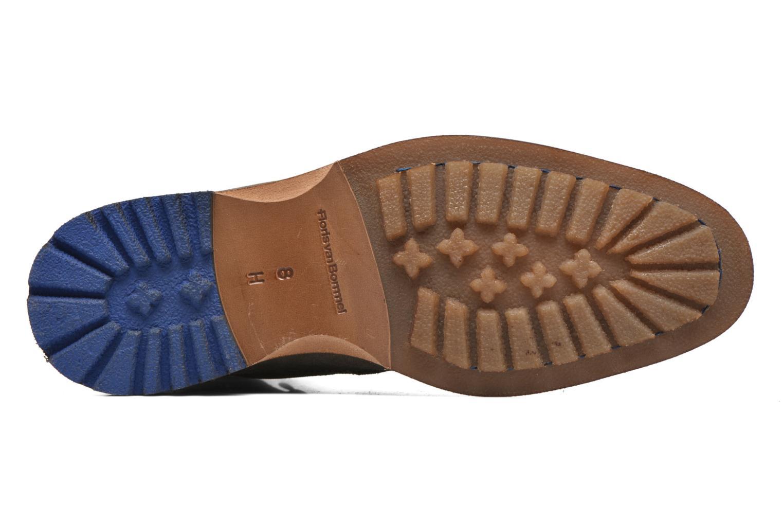 Chaussures à lacets Floris Van Bommel Alban Gris vue haut