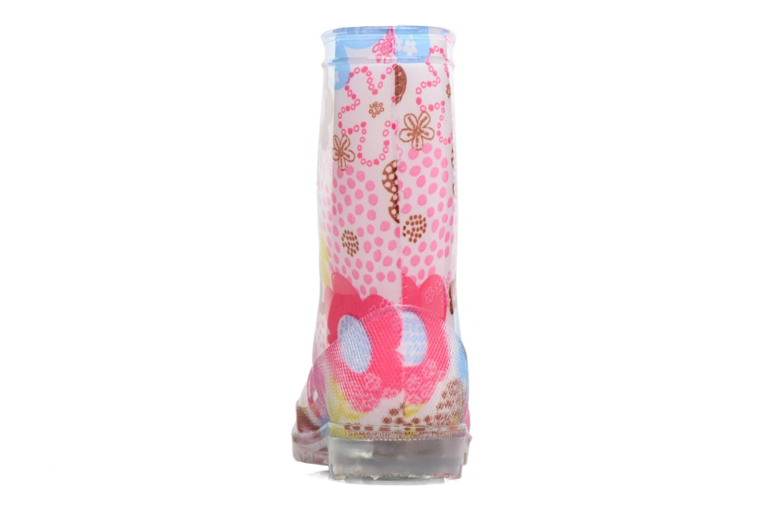 Bottes Be Only Flora Rose vue droite