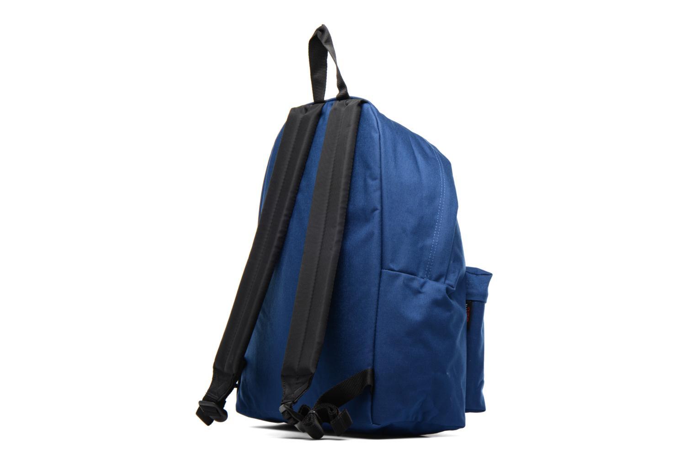 Sacs à dos Eastpak PADDED PACK'R Sac à dos toile Bleu vue droite