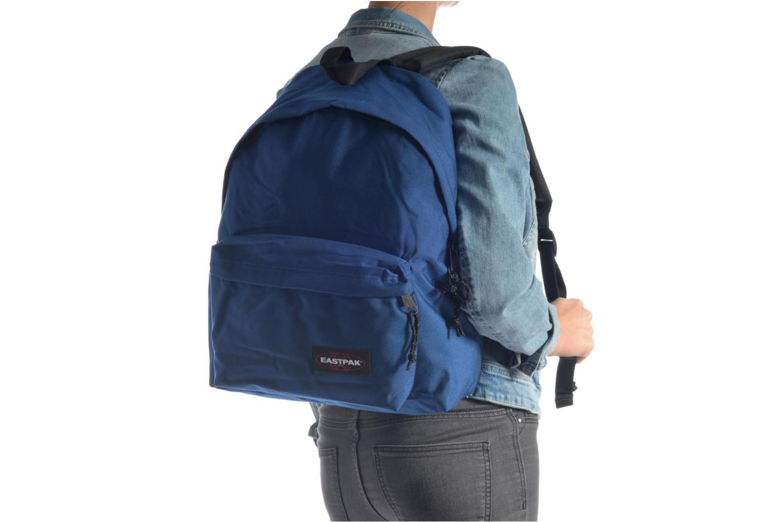 Sacs à dos Eastpak PADDED PACK'R Sac à dos toile Bleu vue haut
