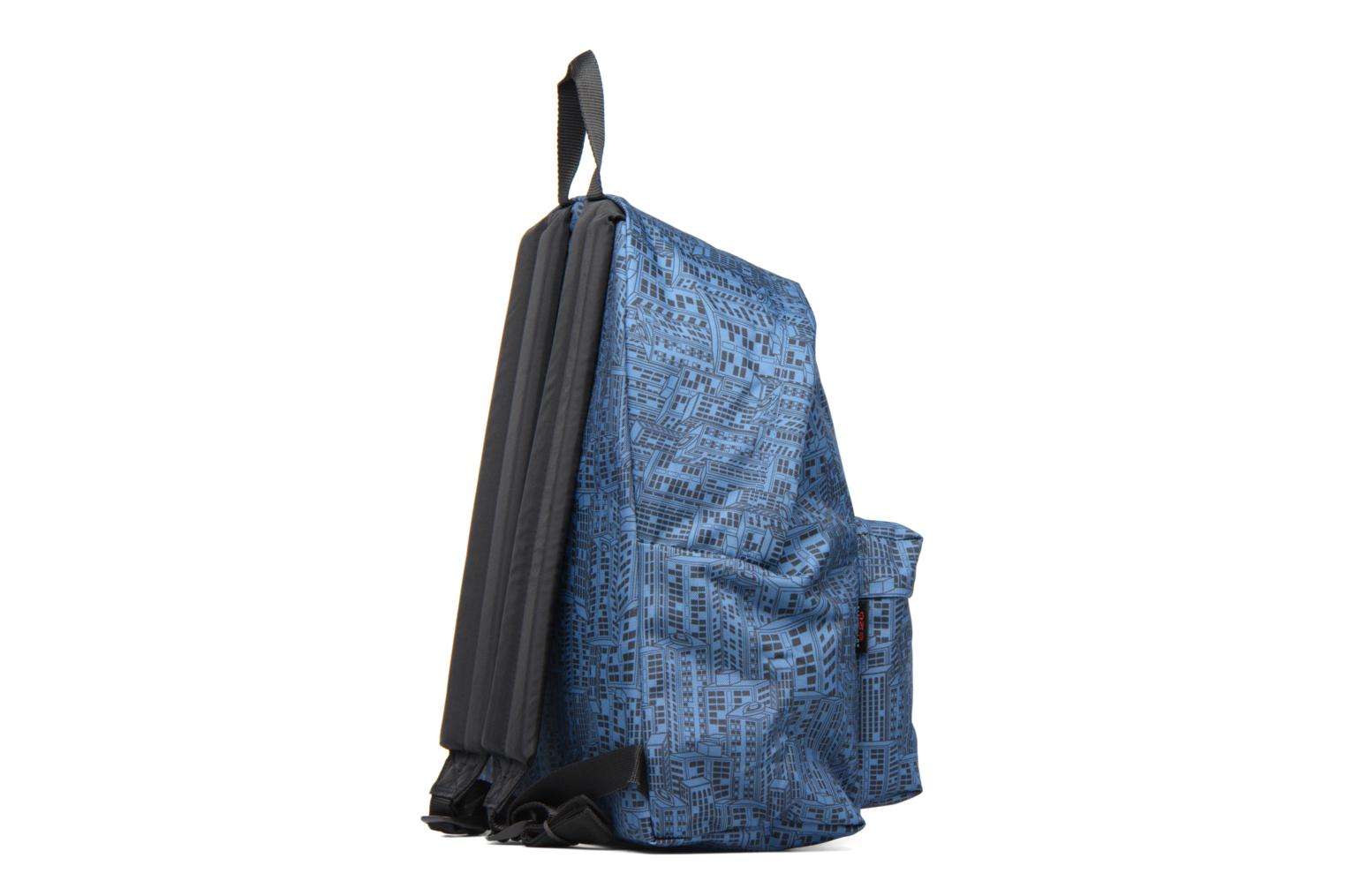PADDED PACK'R Sac à dos toile Navy Blocks