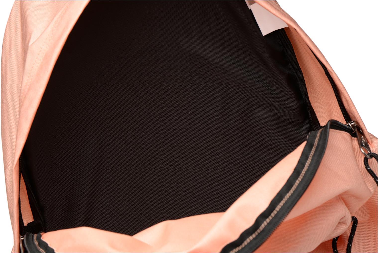 Rucksäcke Eastpak PADDED PACK'R Sac à dos toile rosa ansicht von hinten