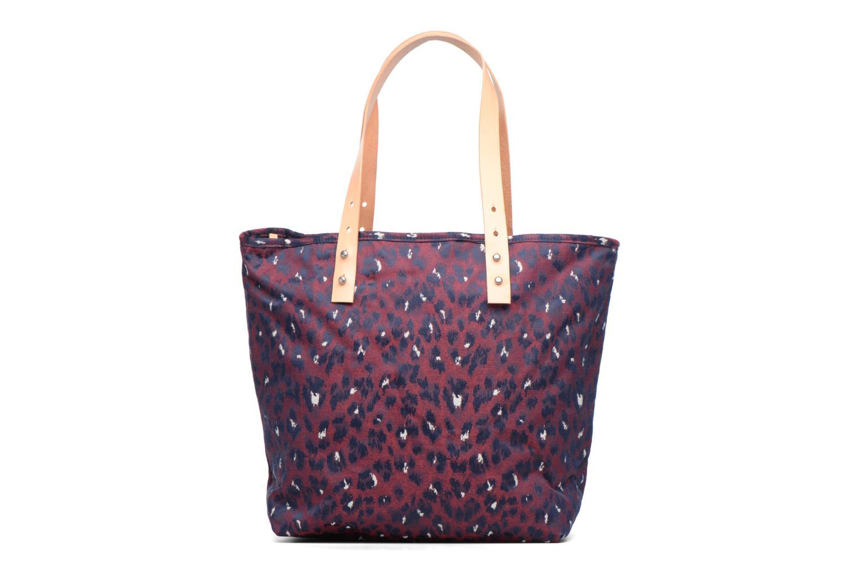 Handbags Eastpak FLASK Cabas Purple front view