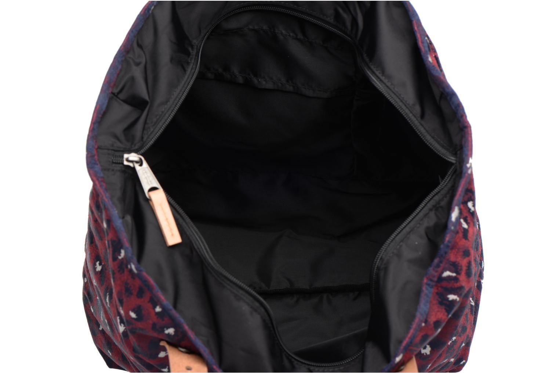 Handtassen Eastpak FLASK Cabas Paars achterkant