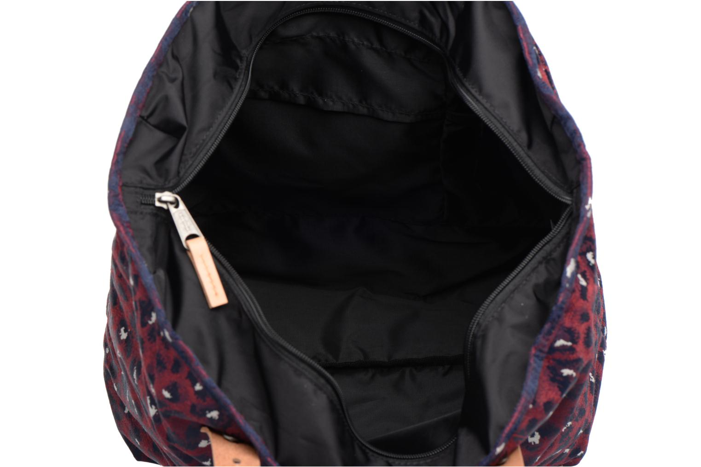 Handbags Eastpak FLASK Cabas Purple back view