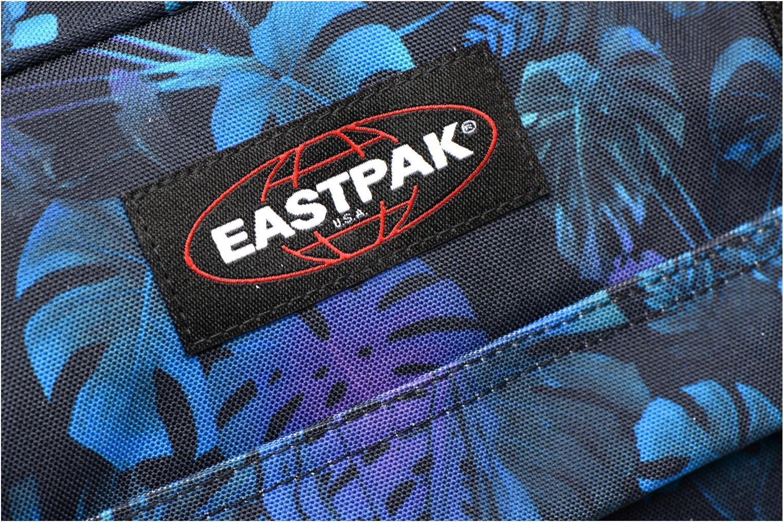 Bagages Eastpak STAND Weekender Bleu vue gauche
