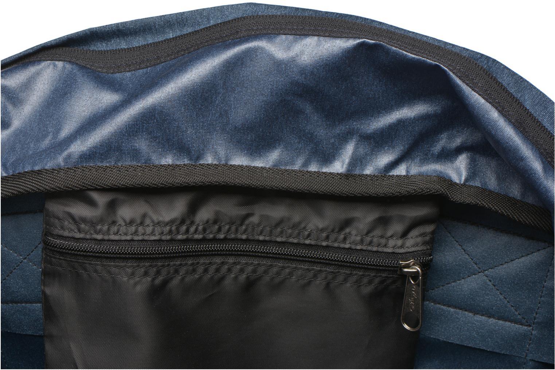 Luggage Eastpak STATION Sac de voyage Blue back view