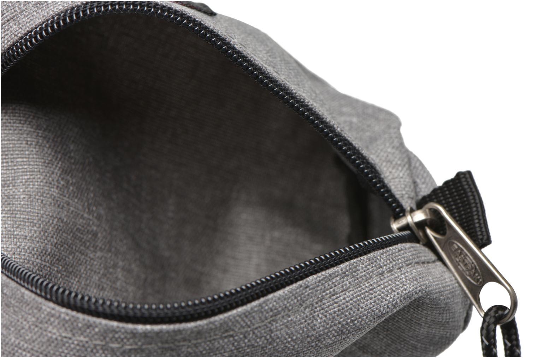 School bags Eastpak BENCHMARK Trousse Grey back view