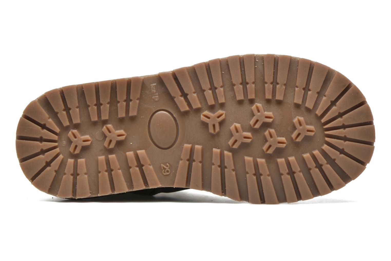 Chaussures à lacets Aigle Cartwell Kid Vert vue haut