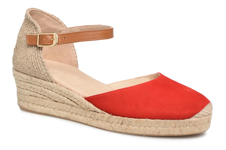 Grandes descuentos últimos zapatos Unisa Cisca (Rojo) - Alpargatas Descuento