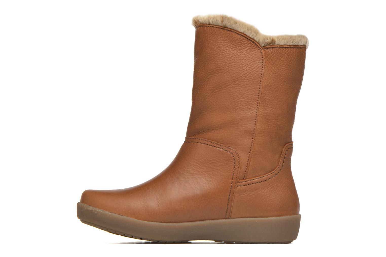 Bottines et boots Panama Jack Madona Marron vue face