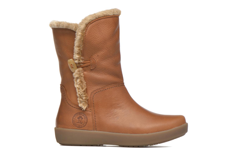 Bottines et boots Panama Jack Madona Marron vue derrière