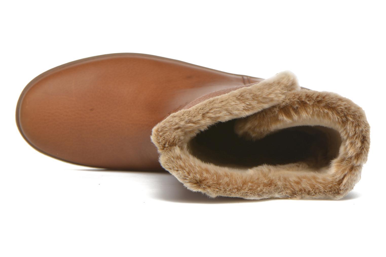 Bottines et boots Panama Jack Madona Marron vue gauche