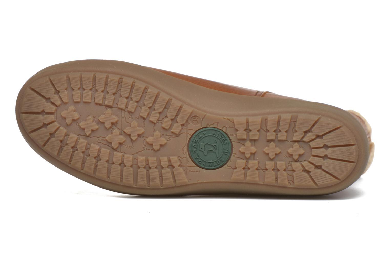 Bottines et boots Panama Jack Madona Marron vue haut