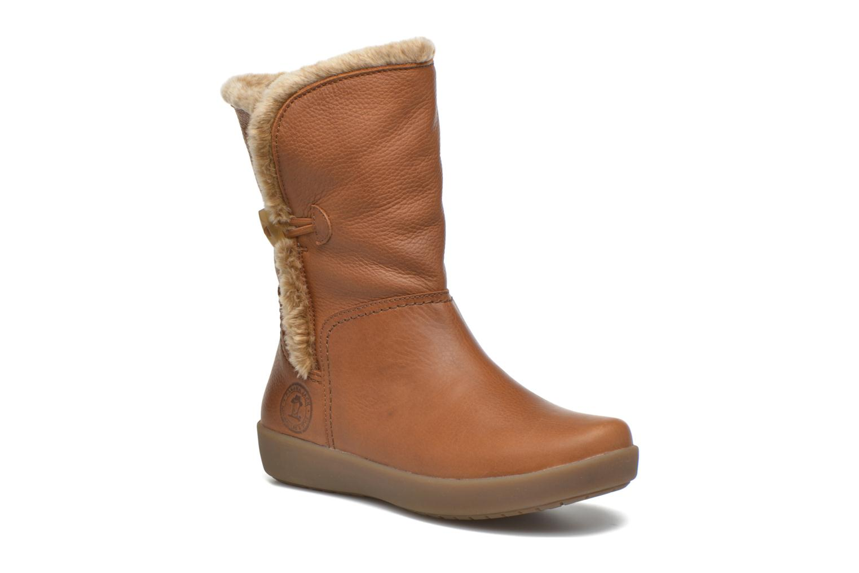Bottines et boots Panama Jack Madona Marron vue détail/paire