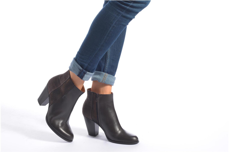 Boots en enkellaarsjes Schmoove Woman Gravity delta Bruin onder