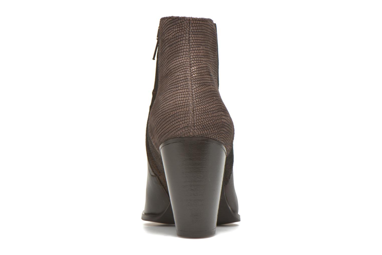Boots en enkellaarsjes Schmoove Woman Gravity delta Bruin rechts
