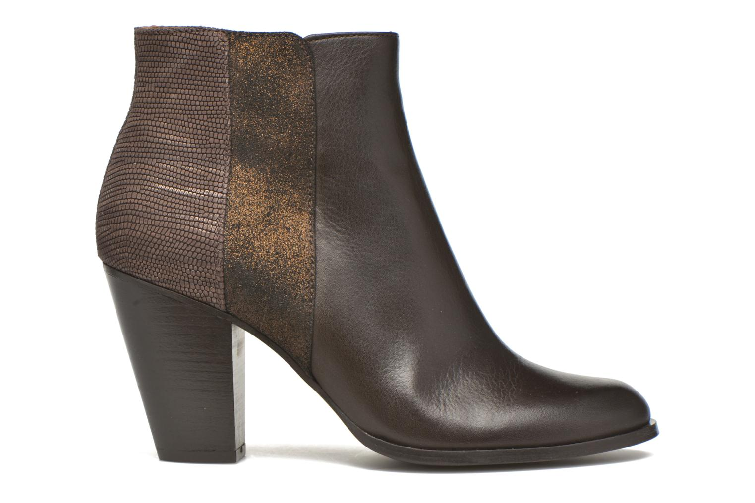 Bottines et boots Schmoove Woman Gravity delta Marron vue derrière