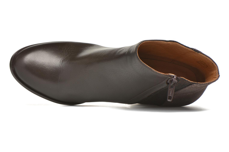 Boots en enkellaarsjes Schmoove Woman Gravity delta Bruin links