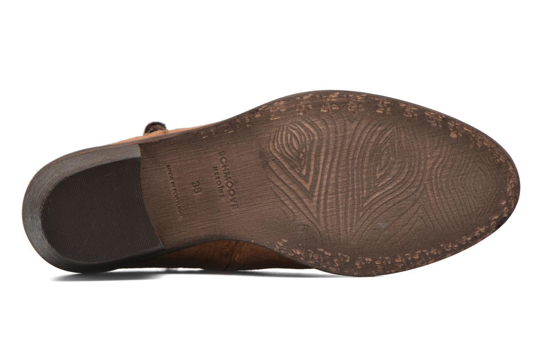 Boots en enkellaarsjes Schmoove Woman Neptune zip boots Bruin boven
