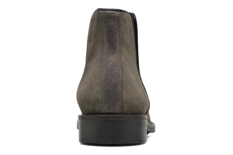 Stiefeletten & Boots Schmoove Woman Newton chelsea suede grau ansicht von rechts