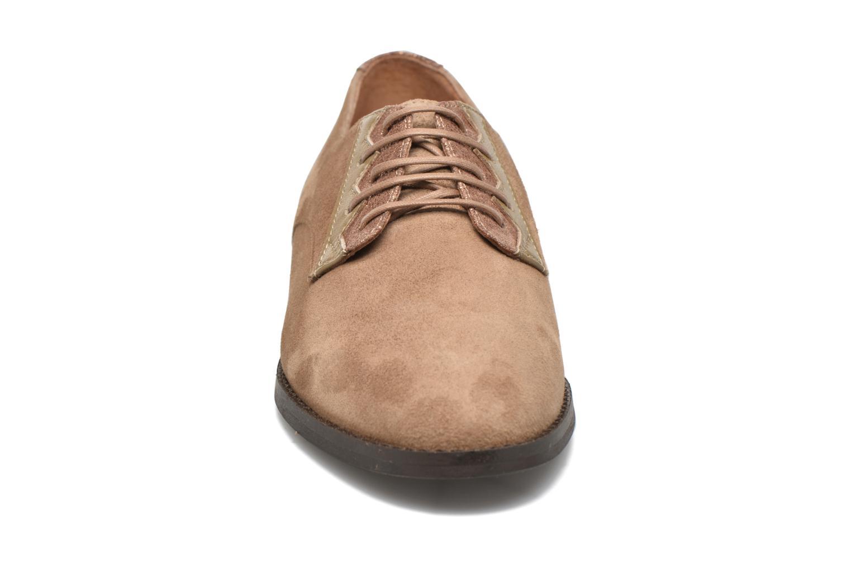 Snøresko Schmoove Woman Galaxy kid suede Brun se skoene på