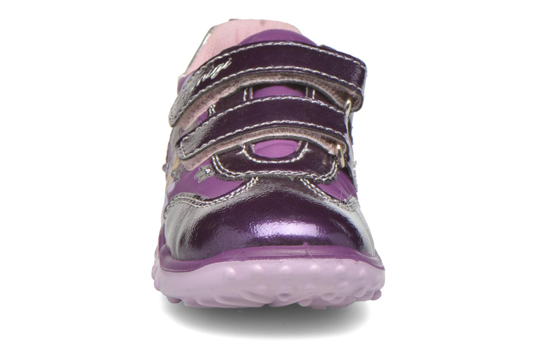 Chaussures à scratch Primigi Morgana 2 Violet vue portées chaussures