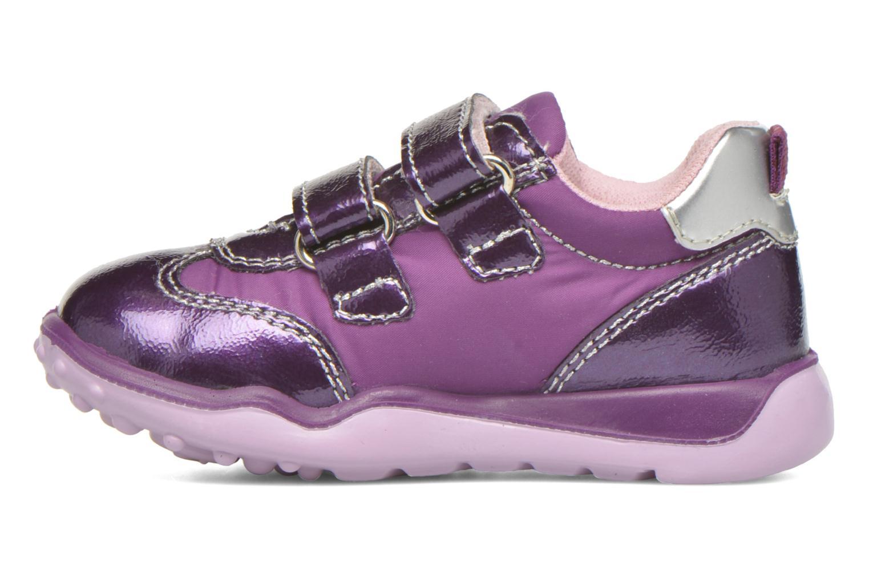 Chaussures à scratch Primigi Morgana 2 Violet vue face