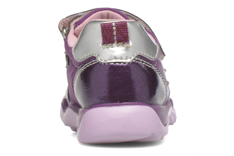 Chaussures à scratch Primigi Morgana 2 Violet vue droite